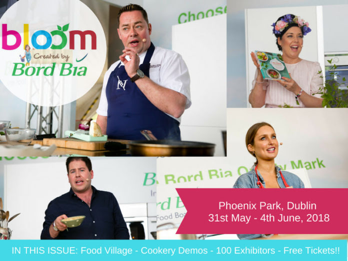 Food Glorious Food at Bord Bia's Bloom
